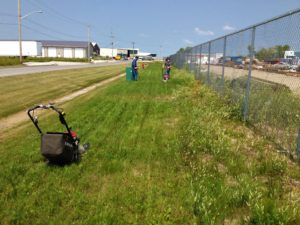 Lot Clean Up in Steinbach